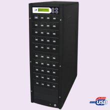 CopyBox 39 USB Tower Duplicator - zelf grote aantallen usb sticks kopieren zonder computer stand-alone duplicator towers producties